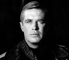 George Peppard, Jr (The Blue Max, The A-Team) born in Detroit died George Peppard, Beautiful Men, Beautiful People, Gorgeous Guys, Pretty People, Beautiful Things, Thanks For The Memories, Portraits, Photographs Of People