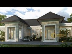 Jasa Arsitek Desain Desain Rumah Ibu Winda @ Sumatera Barat - YouTube Gazebo, Bali, Toilet, Villa, Outdoor Structures, Home Decor, Kiosk, Flush Toilet, Decoration Home