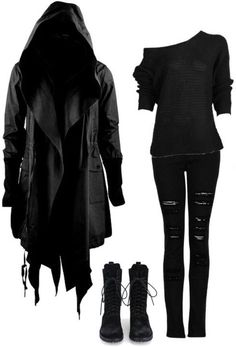 casual outfits for halloween 50 best outfits casual outfits for halloween best outfits – casual outfits for halloween best outfits – Punk Outfits, Outfits Casual, Gothic Outfits, Girl Outfits, Fashion Outfits, Womens Fashion, Women's Casual, Fashion Ideas, Fashion Clothes