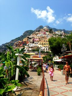 day trip to Positano, Italy  #positano #italy