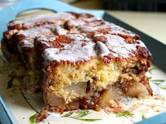 Apple fritter bread is a delicious snack or brunch, easy to make and delicious. restless chipotle.com