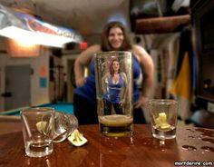 Les effets de l'alcool sur les femmes - Mort De Rire