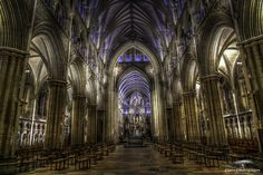 Trondheim, Ruin, Cathedral, Statue, Architecture, Building, Travel, Painting, Arquitetura