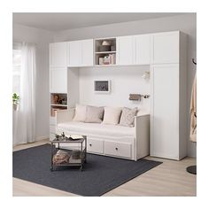 Platsa Wardrobe White Fonnes Sannidal Ikea Alex Bedroom In Spare Bedroom Closets, Bedroom Closet Design, Girl Bedroom Designs, Small Room Bedroom, Interior Design Living Room, Small Bedrooms, Small Bedroom Wardrobe, Wardrobe Bed, Bedroom Tv