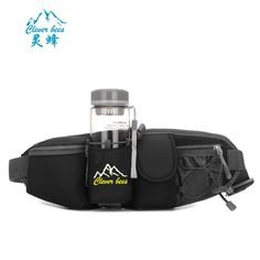 Waist Belt Bag Waterproof  Nylon Travel men Casual  fanny pack for women men running belt bag band hip bag waist pack free ship  #Affiliate