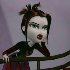 Arte Monster High, Monster High Dolls, Howleen Wolf, Bratz Girls, Emo Princess, Cartoon Profile Pictures, Goth Aesthetic, Bratz Doll, Cartoon Icons