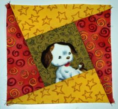I haven't been a big fan of I-spy quilts until I saw the blog banner of QuiltNCards . I just love that wonky tilt. There seems to be quite...