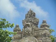 Uluwatu temple in the south of Bali