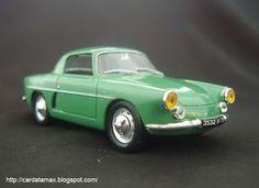 Alpine A108 Coupe (1961)