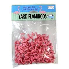 Amazon.com: Yard Flamingos - Trailer Park Wars Additional Pieces: Toys & Games