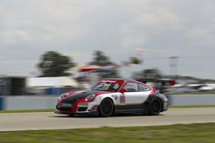 Our #80 Car Running Flat Out - Porsche GT