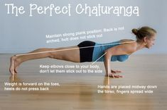 Alignment and Transition from Chaturanga Dandasana to Urdhva Mukha Svanasana