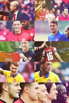 Arsenal Montage.