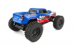 Team Associateds MT28 Micro R/C Monster Truck