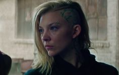 """The brief preview also gives us our first glimpse of Game of Thrones star Natalie Dormer as Cressida, who is tasked with documenting Katniss' life. 