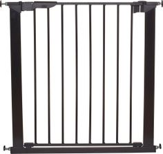 White Premier True Pressure Fit Quality Safety Stair Gate Easy Fit Child Baby