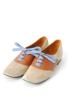 eley kishimotoooo (to do: replace laces on oxfords with pretty ribons)