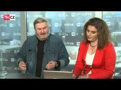 Fantastický Ringo Čech v pořadu Vaše téma Youtube, See You, Youtubers, Youtube Movies