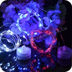 Party Decoration Waterproof Battery Led String Light