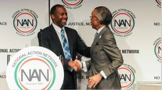 """Dr. Ben Carson, on Fox News tonight said he and Al Sharpton have the same goal. Carson on Fox: """"Mr. Sharpton and I have the same goal: to build a brighter, stronger America that provides equal opportunities and access to …"""