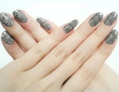 Best Nail Art Designs to Beautify Your Nails. #NailArtDesigns #Nails #Beauty #BeautyCare