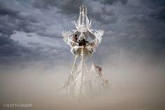 Burning Man 2012 - Star Seed