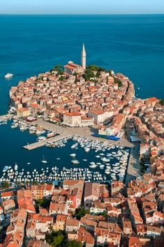 Rovinj, Croatia We could add this in for 2 nights and Venice, Italy for 2 nights and it wouldn't be much more!