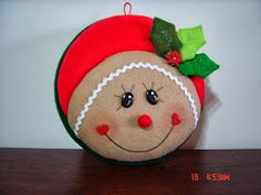 Mogolla galleta Christmas Fabric, Felt Christmas, Country Christmas, Christmas Angels, Christmas Snowman, Christmas Themes, Felt Ornaments, Holiday Ornaments, Holiday Crafts