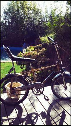 bicicleta antigua!