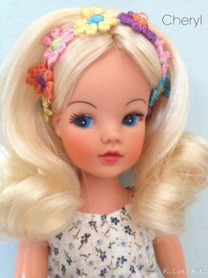 Trendy girl Sindy rerooted for Helen