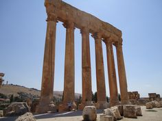 Templo de Jupiter Jerash
