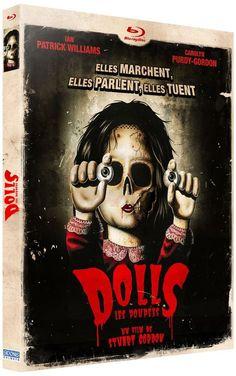 Dolls - Les Poupées en BLU-RAY - NEUF