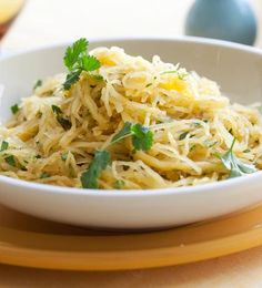 Healthy Curried Spaghetti Squash!!! Quick, easy, and yummy!!! |foodnetwork.com