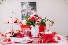 Serve Up Some Sweetness With a Valentine's Day Party For the Kids