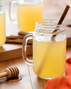 John Cusimano's Scotch Toddy is definitely going to become your favorite new Thanksgiving cocktail. Here's how to make it! http://www.rachaelray.com/recipes/scotch-toddy