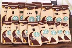 iPhone 6/S Plus, 6/6S, 5/5S - Icy-Yum! Frappucino Bottle Case