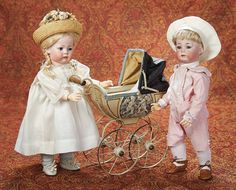 Image result for antique character dolls