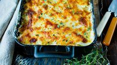 no Vegetarian Eggs, Vegetarian Recipes, Healthy Recipes, Norwegian Food, Norwegian Recipes, Small Meals, Foods To Eat, Lasagna, Pesto