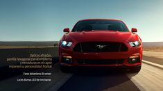 Nuevo Ford Mustang, Ford Mustang 2016