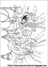 pirates of the caribbean coloring pages free for kids