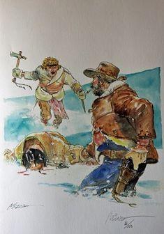 Ken Parker, Le Far West, Westerns, Comics, Drawings, Painting, Beautiful Drawings, Comic, Painting Art