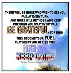 Keep on, keeping on!