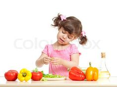'kids, vegetable, vegetables'