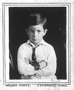 Jack Kerouac, age 8