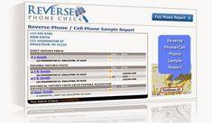 Reverse Phone Number Lookup