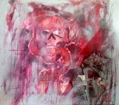 "Saatchi Art Artist Hans Simtanda Caspersen; Drawing, ""Street Art Is As Dead As Tomorrow"" #art"