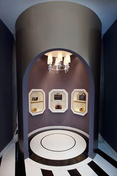 Heirloom store by Dariel Studio, Shanghai store design via Retail Design Blog