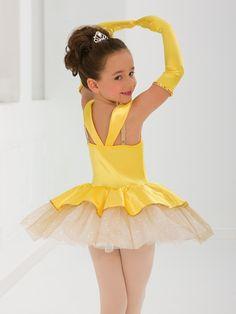 Aliexpress.com: Comprar Graceful Stretch satinado mallas vestido del Ballet infantil Ballet Tutu Ballerina Dress Kids amarillo de los niños vestido de fiesta fiable proveedores en Dance Angel