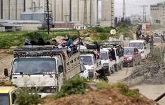 Συρία: Το παρακλάδι της αλ Κάιντα ελέγχει την πόλη Ιντλίμπ ~ Geopolitics & Daily News