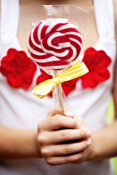 Pretty lollipop